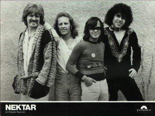 Nektar Magic is a Child promo picture